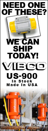 VIBCO US-900 in stock - crossover for Wacker